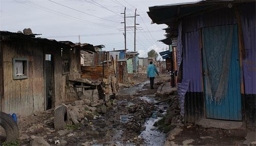 трущобы Найроби