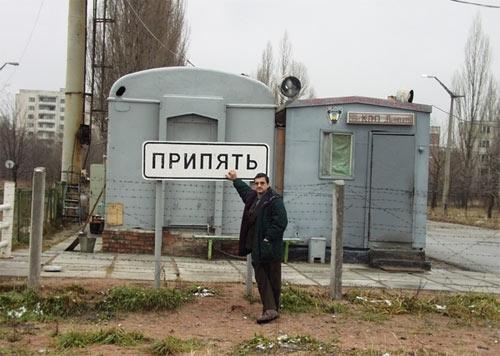 Кто не был в Припяти, тот не был нигде