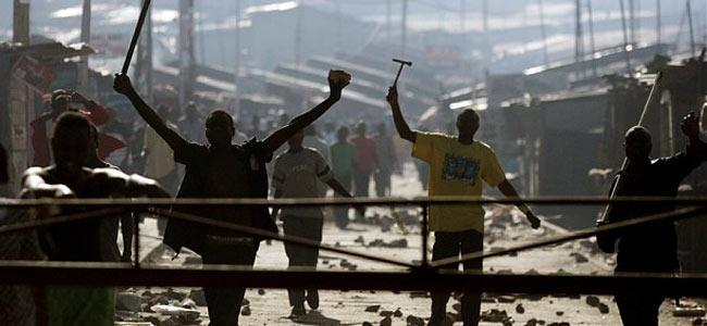 в Кении выборы, это опасно