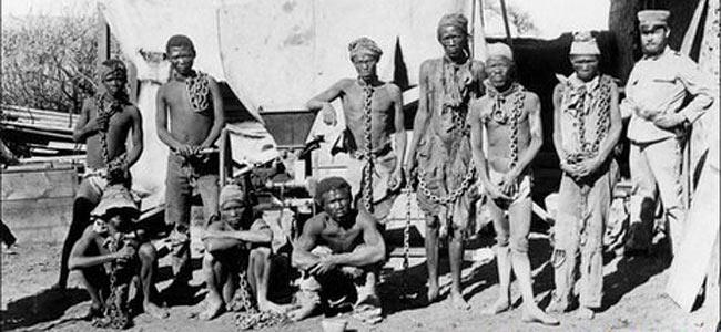 Опасно ли в Намибии