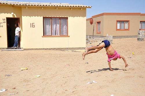 Намибия опасна или нет?