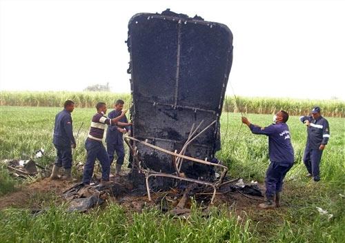 Катастрофа воздушного шара в Египте