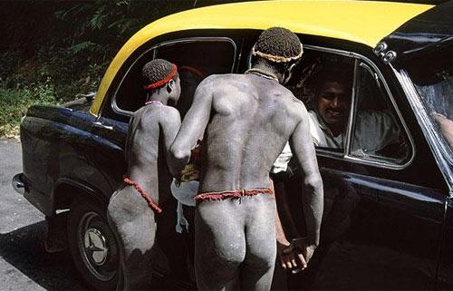 Запрещено сафари на андаманских дикарей
