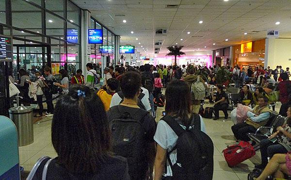 Куала-Лумпур Бюджетный терминал