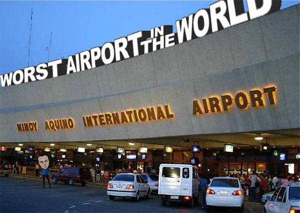 Худший аэропорт в мире