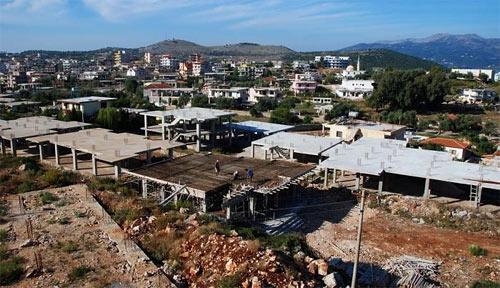 Развитие туризма в Албании