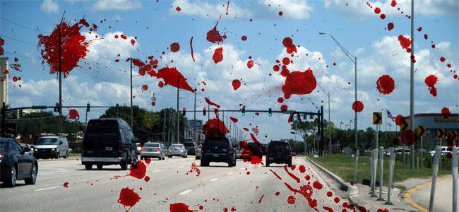 Австралийского туриста сбили насмерть на пешеходном переходе во Флориде