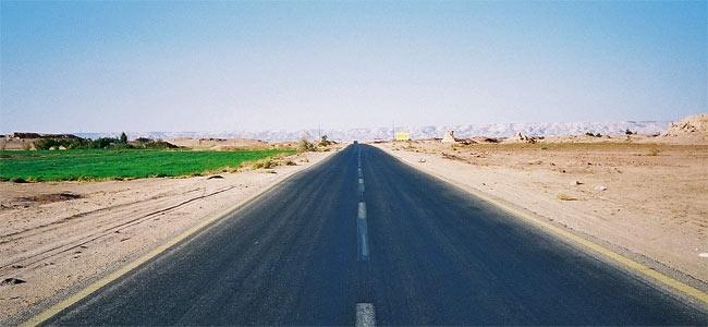 egypt-road