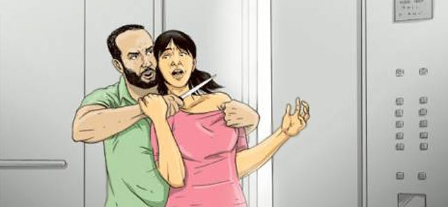 Лифтового насильника-египтянина суд Абу-Даби приговорил сначала к 10 годам тюрьмы, затем пятярочку накинул