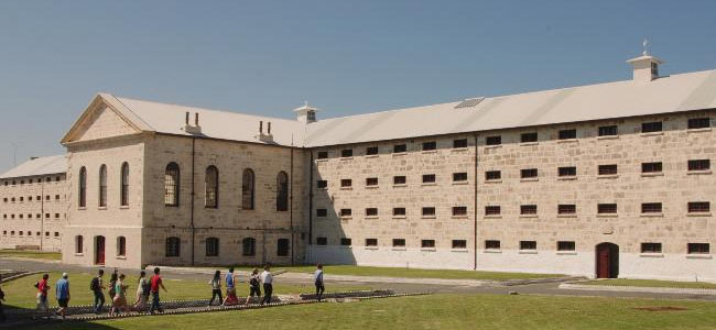 fremantle-prison-hostel