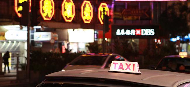 Пьяный турист из ЮАР поднял на уши Гонконг, угнав местное такси, чтобы «прокатиться с ветерком»