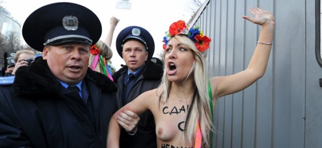 Два имиджа одной Украины
