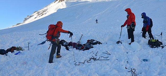 Еще четверо лыжников погибло во Французских Альпах из-за лавин