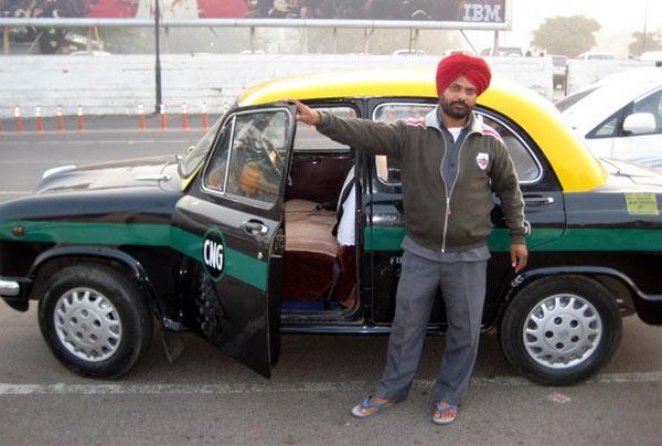 Такси в Дели