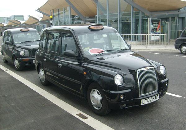 Такси в Хитроу