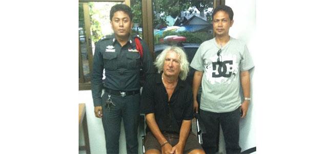 Растратившись на тайских девочек, не пытайтесь обмануть жену и особенно полицию