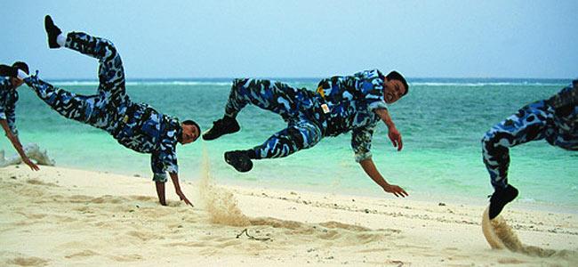 Китай собрался впустить туристов на острова, которые ему не принадлежат