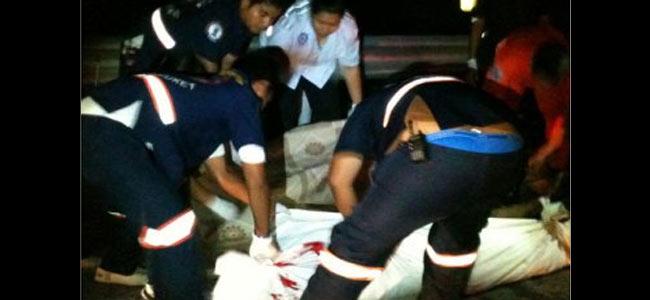 Место смерти — «рай»: еще трое иностранцев разбились на мотоциклах на Пхукете