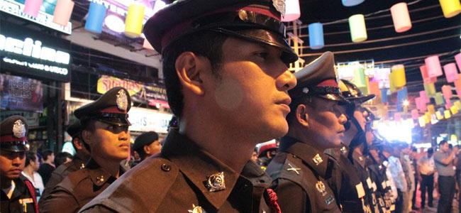 На Пхукет введут целый полк полиции — ради безопасности туристов