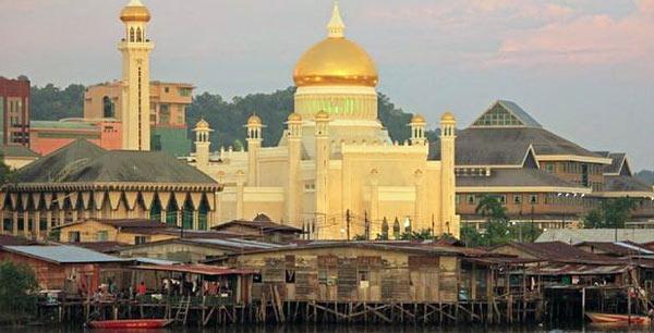Сухой закон в Брунее