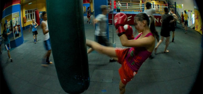 female-kickboxer