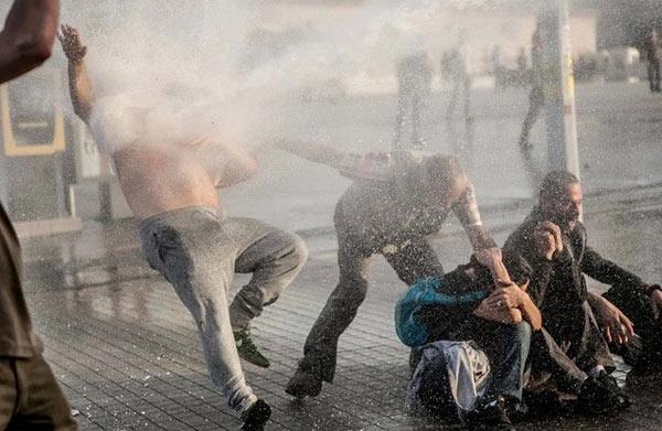 Бой в Стамбуле 31 мая