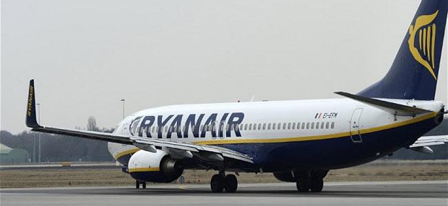 Самолет компании «Ryanair» перепутал аэропорты прибытия, промахнувшись на 200 миль