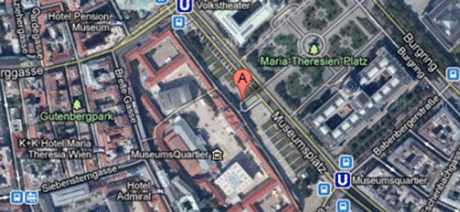 Украинского туриста ударили в живот ножом в центре Вены