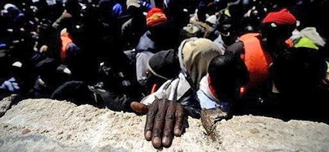 Семеро нелегалов утонуло у берегов Сицилии при попытке «покорить» Европу