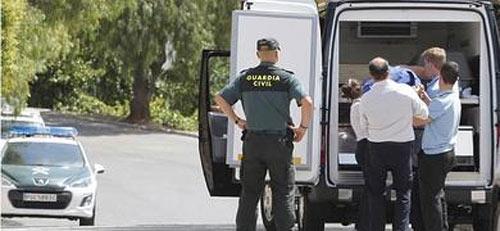 Массовое самоубийство туристов в Испании