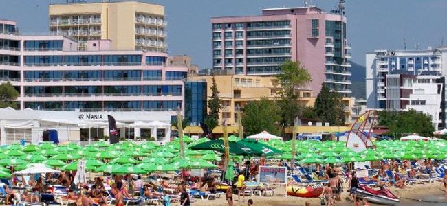 Очередной иностранный турист упал с балкона на болгарском курорте Солнечный Берег