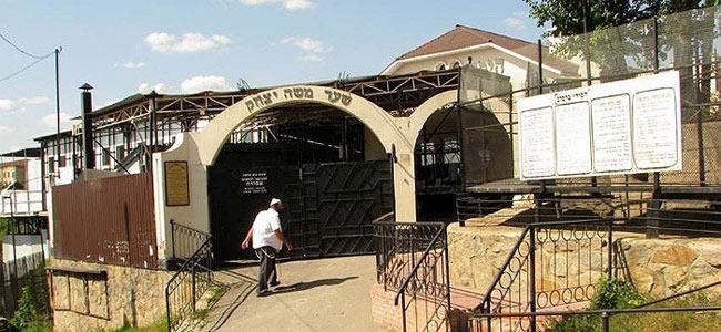 В Умани у могилы цадика Нахмана пьяные антисемиты избили израильского паломника