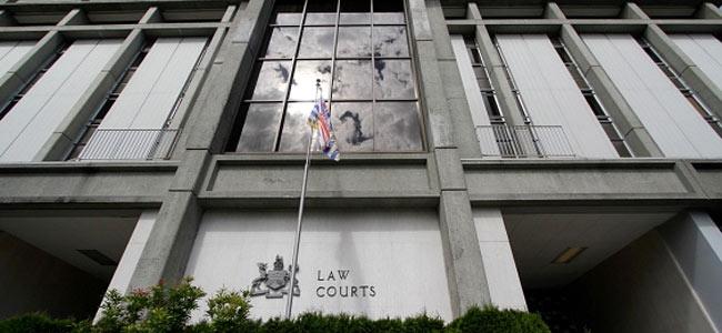 Суд в Ванкувере