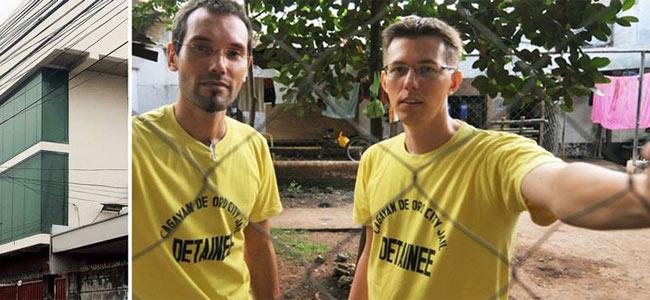За организацию срамного видеочата двое шведов доживут свой век в филиппинской тюрьме