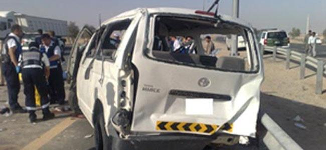 Молодой араб из ОАЭ, совершивший 4 преступления в один миг, покалечил 17 рабочих из Пакистана