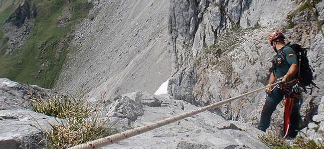 В заповеднике «Пики Европы» найдены останки пропавшего английского альпиниста