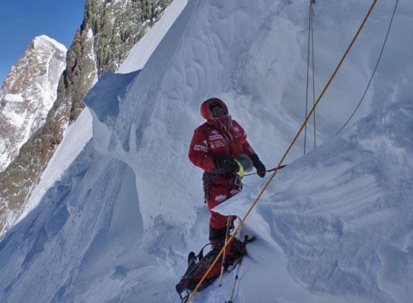 Поиски польских альпинистов в Пакистане
