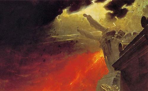 Откуда у Лавесси статуя 1 века?