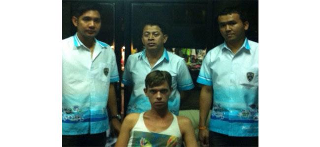 Русский парень из Тольятти арестован на Пхукете за нелегальное трудоустройство
