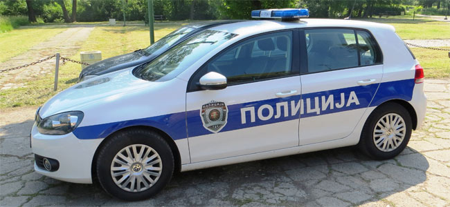 Сербский полицейский застрелил туриста из Швейцарии, облил бензином и сжег