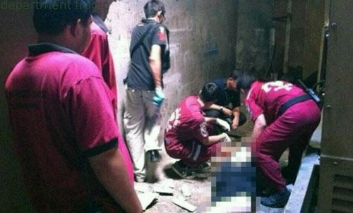 Очередной пьяница погиб в Таиланде