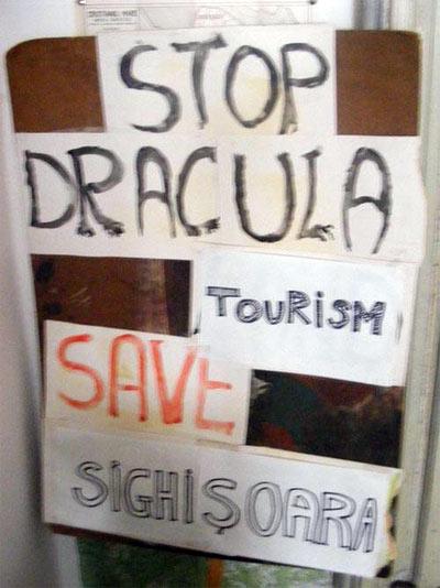 Румыния и образ Дракулы