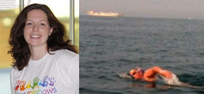 Отважная попытка переплыть Ла-Манш стоила жизни  англичанке, боявшейся медуз