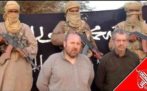 Французские заложники в Мали