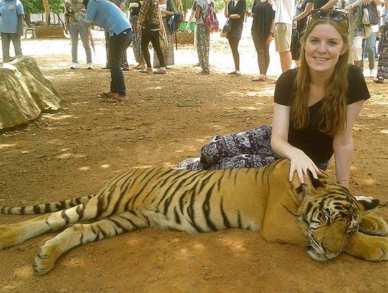 В гостях у тигров