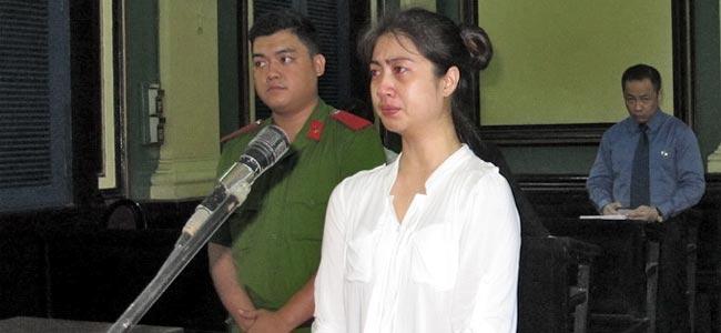 Тайскую туристку приговорили к смерти во Вьетнаме за 2 кило кокаина