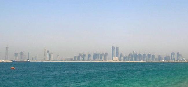 Богатого британца в Дубае оштрафовали за плохое поведение на рыбалке