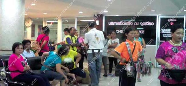 Настырных торговцев с улиц Паттайи полиция обещает ловить и штрафовать без разговоров