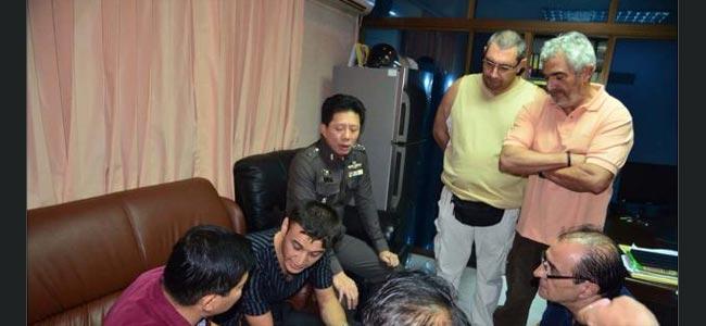 В Бангкоке полицейские похитили туристов из Италии ради выкупа. Главарем у них некто Шарипов