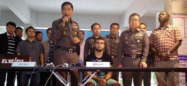 В Бангкоке арестован узбек, похоронивший убиенную подругу в чемодане
